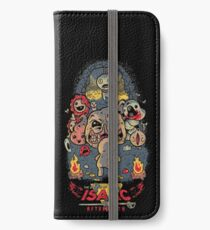 the binding of isaac iPhone Wallet/Case/Skin