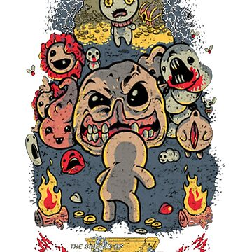the binding of isaac by silviant