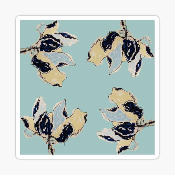 Magnolia I Sticker