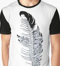 Human Spine Graphic T-Shirt