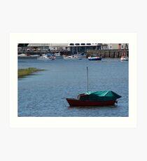 Boat 2 Art Print
