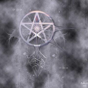 Pentacle by ashlynmm