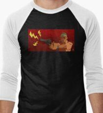 Hunt This Men's Baseball ¾ T-Shirt