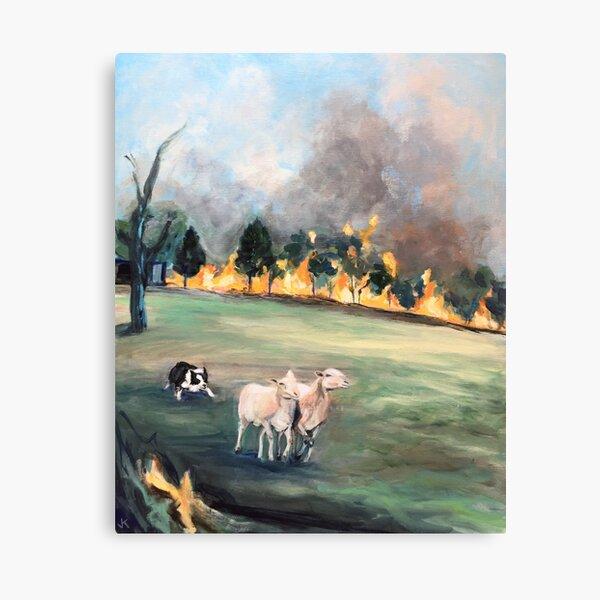 The Escape #2 Canvas Print
