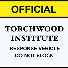 Torchwood Response Vehicle by ginamitch
