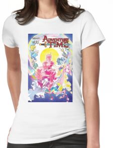 #33 Womens Fitted T-Shirt
