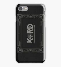 KARD Logo iPhone Case/Skin