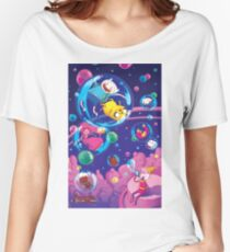 SpaceADVENTURE Women's Relaxed Fit T-Shirt