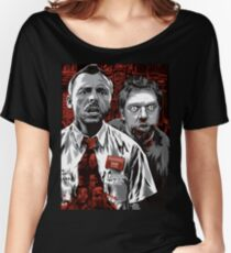 Shaun Of The Dead Women's Relaxed Fit T-Shirt