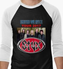 STYX United We Rock Tour 2017 STREO06 T-Shirt