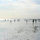 Brighton Beach by PeterHolroyd