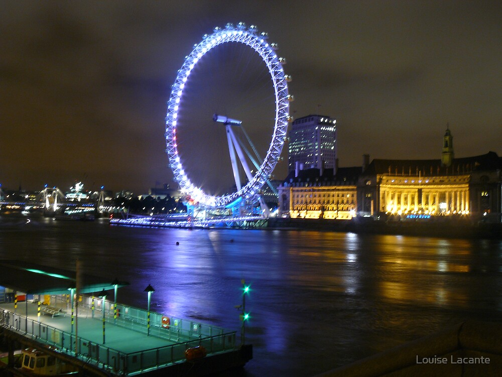 The Eye by Louise Lacante