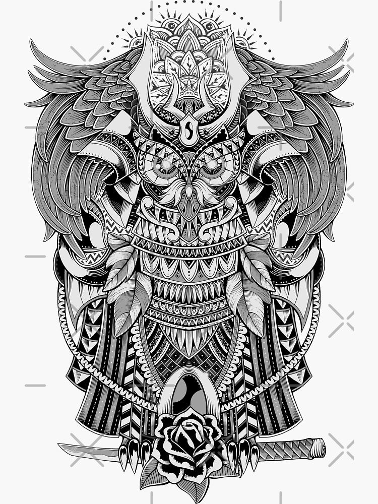 The Supreme Samurai by GODZILLARGE