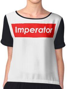 Supreme imperator Chiffon Top