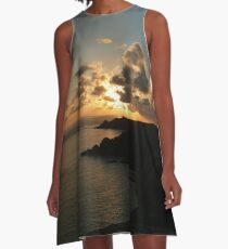 Gems in the sky A-Line Dress