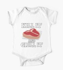 Kill It and Grill It! Kids Clothes
