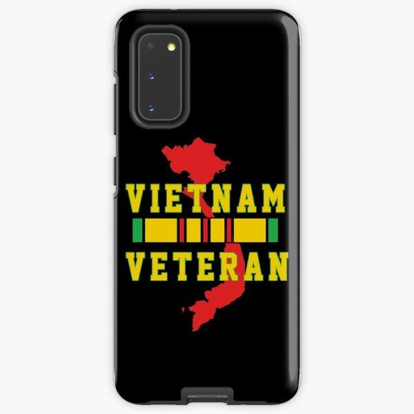 Vietnam Veteran Samsung Galaxy Tough Case