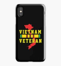 Vietnam Veteran iPhone Case/Skin