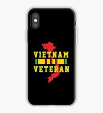 Vietnam Veteran iPhone Case