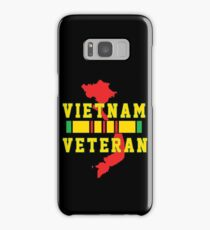 Vietnam Veteran Samsung Galaxy Case/Skin