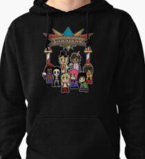 Carnikids: Carnival of Wonders Shirt (Dark) Pullover Hoodie