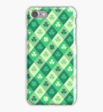Shamrock Design iPhone Case/Skin