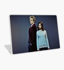 Doctor Who - Twelve and Clara Laptop Skin