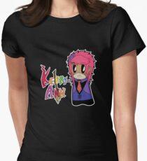 Carnikids: Kerry-Ann Color (Dark) Women's Fitted T-Shirt