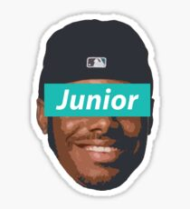 Junior 1 Sticker