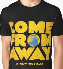 come from away Graphic T-Shirt