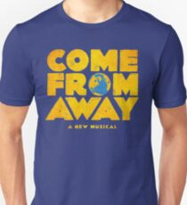 come from away Slim Fit T-Shirt