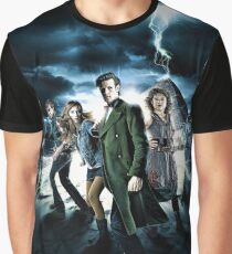 Doctor Who Cast - Season 6 Graphic T-Shirt