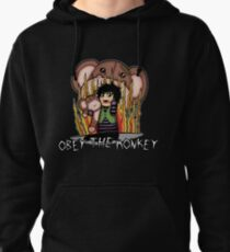 Carnikids: Corby Monkey Shirt Pullover Hoodie