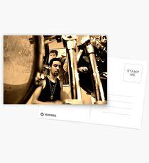 rebel drummer Postcards