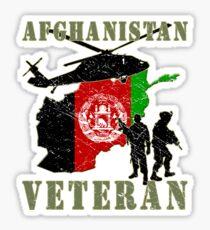 Afghanistan Veteran Sticker