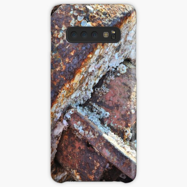 Rusty Metal-Natural-Color Samsung Galaxy Snap Case