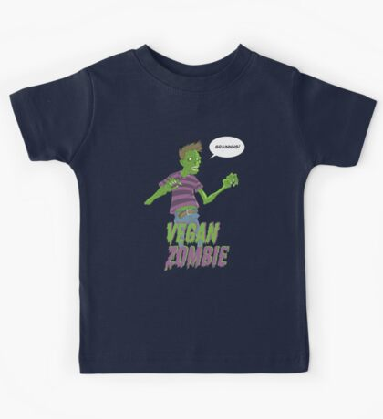 Vegan Zombie Kids Clothes