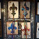 Fleur de Lis x4 - New Orleans, LA by Daniel  Rarela