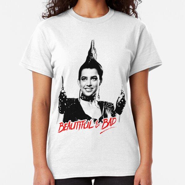 Nightmare on Elm Street Donna Freddy Silhouette Boyfriend T-Shirt Fit
