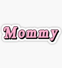 Mommy Gifts Sticker