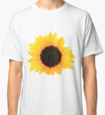 Sunflower Single Bloom Classic T-Shirt