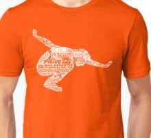 Seattle Grunge Song Collage Unisex T-Shirt