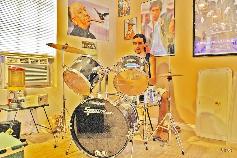 drum set by birus