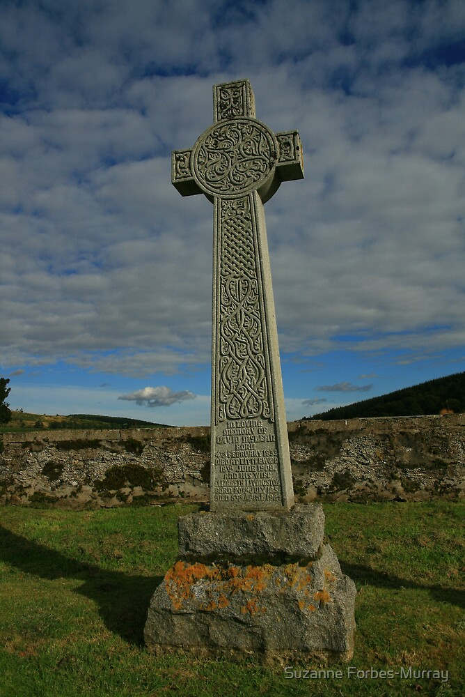 Celtic Cross by Suzanne Forbes-Murray