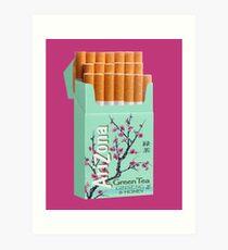 arizona cigarettes Art Print