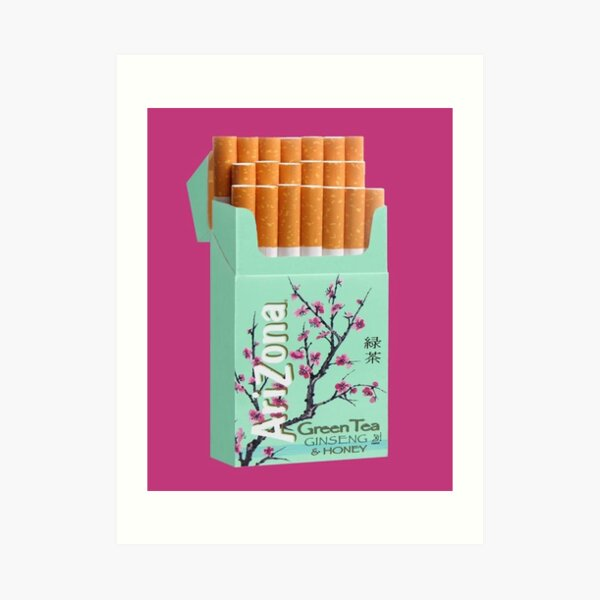 arizona cigarettes Art Print