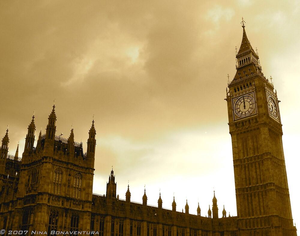 Big Ben  by NinaB