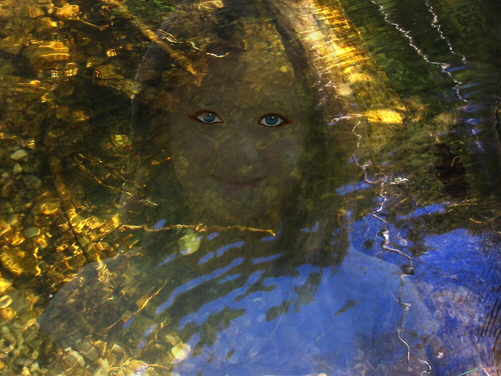 Water Girl by Mien