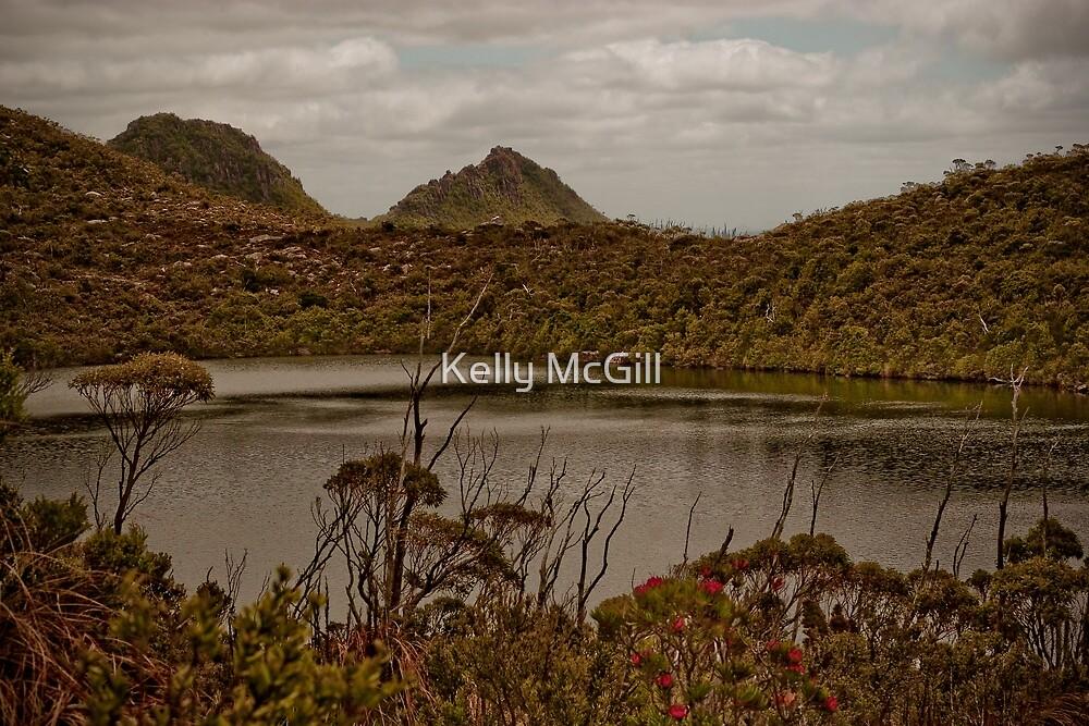Lake Osborne, Tasmania by Kelly McGill