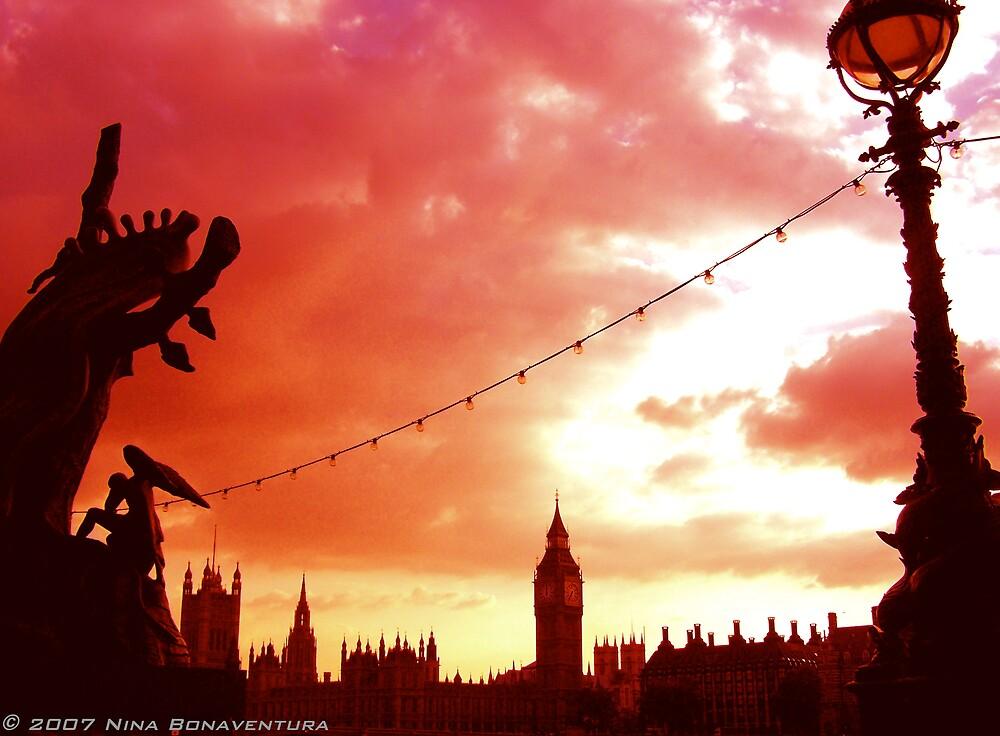London on acid by NinaB